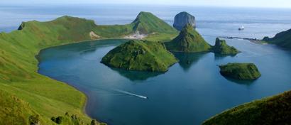 Государство потратит 2 миллиарда на нормальный интернет на Курильских островах