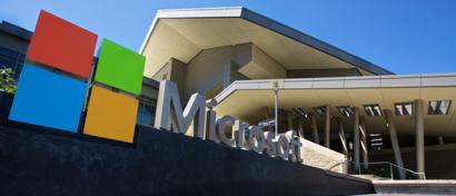 Акции Microsoft после финотчета взлетели выше исторического максимума