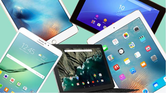 IDC сообщила, что рынок планшетов снизился практически на15% загод