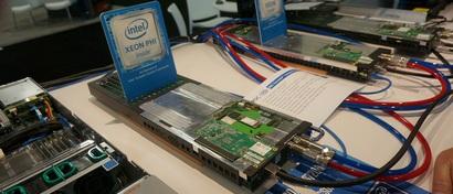 Российский суперкомпьютер поставил мировой рекорд вычислительной плотности