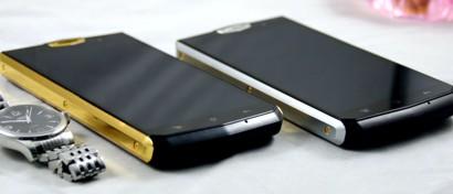 Выпущен смартфон с аномально большим аккумулятором