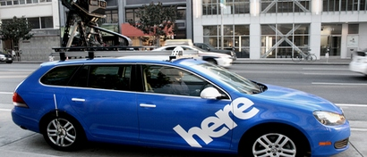 Intel вошла в долю бывшего картографического подразделения Nokia, проданного за 2,8 млрд евро