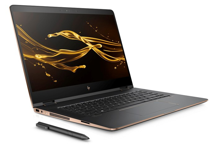 15,6-дюймовый ноутбук HP Spectre x360