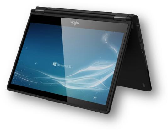 Fujitsu представила самый легкий вмире 13,3-дюймовый ноутбук
