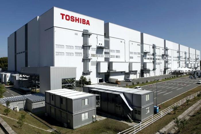 Toshiba продаст бизнес попроизводству микрочипов
