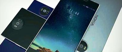 Рассекречены характеристики таинственного смартфона Nokia 8. Фото