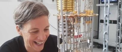 Впервые создан «процессор» для квантовых компьютеров размером в один атом
