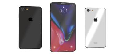 В Cеть утекли изображения будущего дешевого iPhone