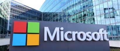 Microsoft обогнала Google и вышла на третье место в мире по рыночной капитализации