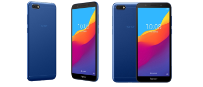 Huawei выпускает смартфон с HD+ экраном дешевле $100