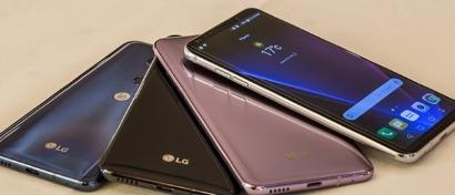 LG оштрафовали на 2,5 млн рублей за завышение цен на смартфоны