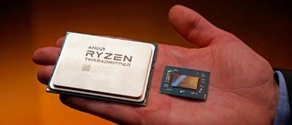 К 2019 году AMD догонит и перегонит Intel. Опрос