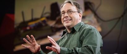 Скандально известный основатель Linux отошел от дел, чтобы научиться не хамить разработчикам. Опрос