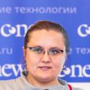 Наталья Гвоздева