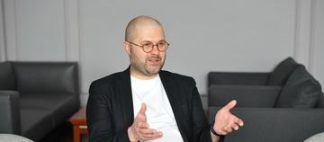 Никита Чугунов, ВТБ: Банк нужен только для быстрых финансовых операций. Чем он незаметнее — тем лучше