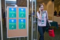 40. Кроме секции Госсектор, на форуме проходили секции - Безопасность,  Банки, ТЭК, Торговля
