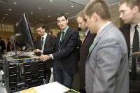 62. На выставке информационных технологий