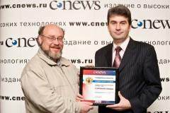 Алексей Смирнов, генеральный директор ALT Linux, и Игорь Горбатов, генеральный директор «Армада»