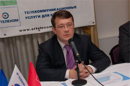Андрей Семериков расскажет о стратегии «ЭР-Телеком» до 2014 года