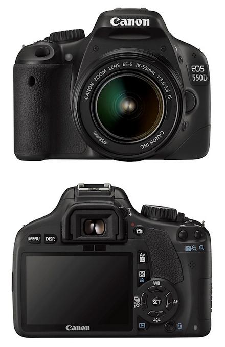 В США данная фотокамера продается под названием Rebel T2i за $800 без...