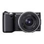 Цифровой фотоаппарат Sony Alpha NEX-5 kit with 16mm F2.8 lens (черный)