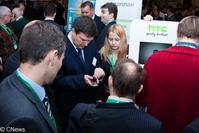 HTC на выставке представила новую линейку коммуникаторов