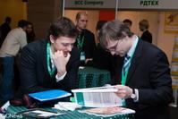 В программе CNews Forum 2010 состоялось 5 секций - Госсектор, Банки, Информационная безопасность, Открытое ПО, Облачные технологии