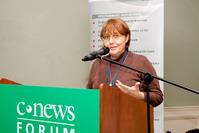 Марина Зайцева, руководитель агентства связи и массовых коммуникаций Астраханской области