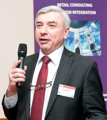 Игорь Криушин, исполнительный менеджер РДТЕХ
