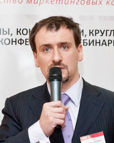 Антон Пономаренко, руководитель  направления по работе с предприятиями  ТЭК компании Polycom.