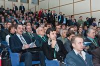 Участники с интересом слушали выступления докладчиков