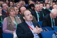 Среди участников Форума Алексей Бушуев , заместитель Губернатора Ярославской области (на переднем плане)