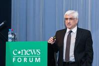 Александр Туркот , исполнительный директор кластера информационных технологий инновационного центра Сколково