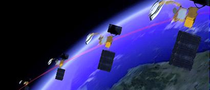 В космосе появится сверхзащищенная сеть коммерческих ЦОДов
