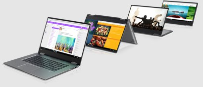 Lenovo привезла в Россию металлические ноутбуки-трансформеры. Цены