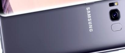 Samsung выпустил флагманские смартфоны Galaxy S8 и S8+. Что в них нового?