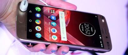 Lenovo вернула бренд Motorola в Россию