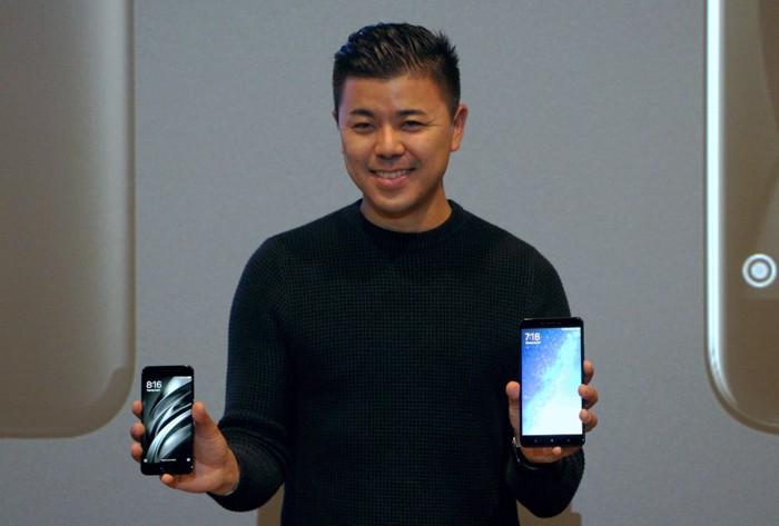 Цены в РФ: флагман Xiaomi Mi6 ифаблет MiMax 2