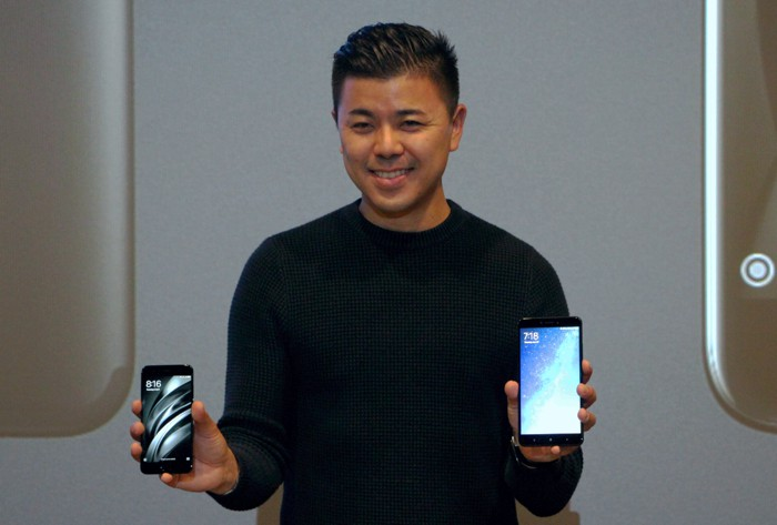 Xiaomi объявила цену нафлагманский смартфон Mi6 в Российской Федерации