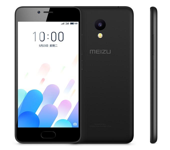 Meizu представила бюджетный смартфон A5