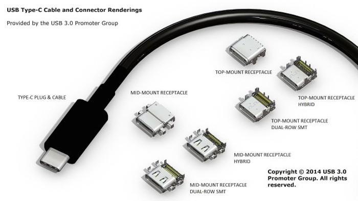 Стандарт USB 3.2 обещает скорость до20 Гбит/с