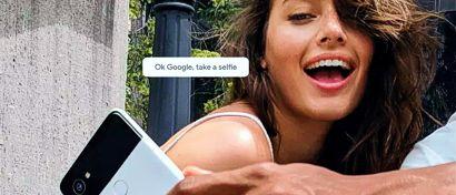 Google выпустил флагманские смартфоны, работающие без SIM-карт. Видео