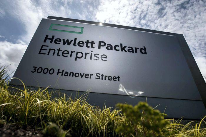 hewlett packard leadership