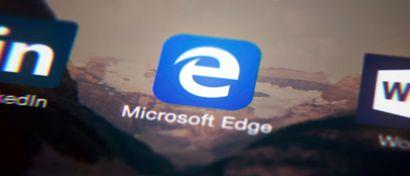 Браузер Microsoft Edge вышел на iPhone, iPad и Android. С оговорками