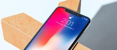Apple готовит к выпуску гигантский iPhone