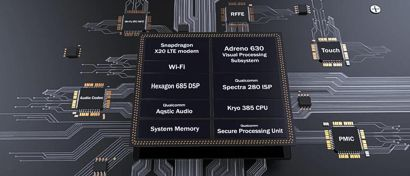 Qualcomm выпустила самый мощный процессор для смартфонов