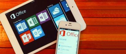 В Microsoft Office для Android и iOS появится совместная работа с документами