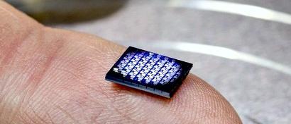 IBM выпустила ПК размером с «кристалл соли». Видео