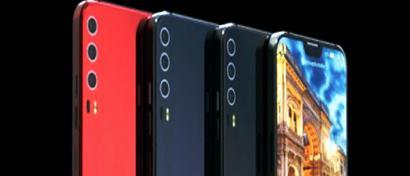 Huawei создала смартфон с небывалым объемом памяти