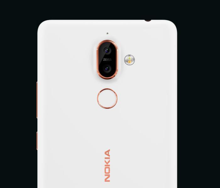Весной нарынке РФ появится безрамочный смартфон нокиа 7 Plus